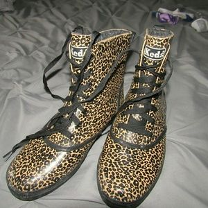 Keds water proof boots